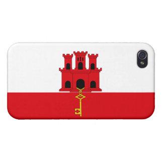 Gibraltar Flag Case For iPhone 4