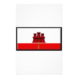 Gibraltar Flag Stationery