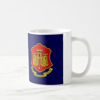 Gibraltar Government Ensign Coffee Mug