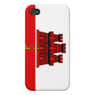 Gibraltar  iPhone 4/4S covers