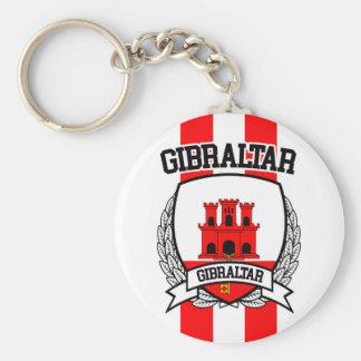 Gibraltar Keychain