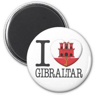 Gibraltar Fridge Magnet