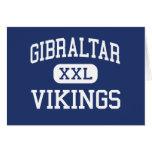Gibraltar Vikings Middle Fish Creek Cards