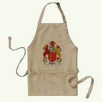 Gibson Family Crest Apron