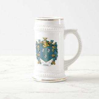 Gibson Family Crest - Customize text Coffee Mug
