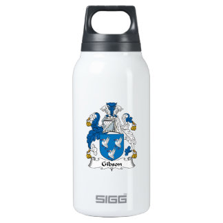 Gibson Family Crest SIGG Thermo 0.3L Insulated Bottle