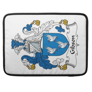 Gibson Family Crest Sleeves For MacBook Pro