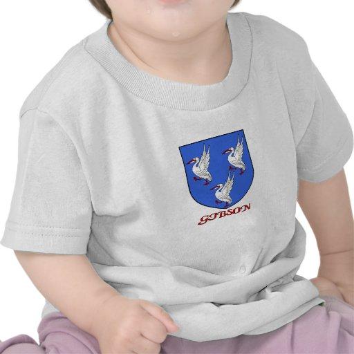 Gibson Family Shield T-shirt