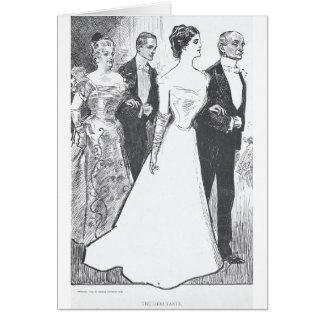 Gibson Girl-1 Card