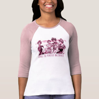 """Gibson Girl """"Power of Awesomeness"""" T-Shirt"""