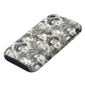 Gibson Girls by Charles Dana Gibson Circa 1902 iPhone 3 Tough Cases