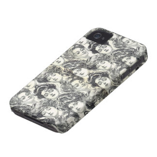 Gibson Girls by Charles Dana Gibson Circa 1902 iPhone 4 Case