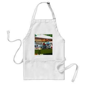 Gibson Hill Garlic Adult Apron