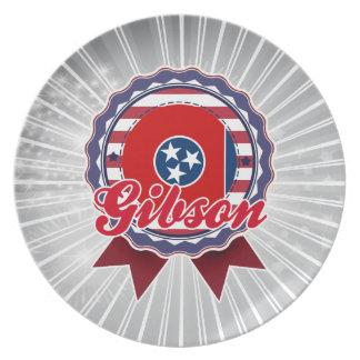 Gibson, TN Platos De Comidas