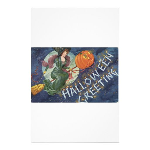 Gibson Witch Stationery