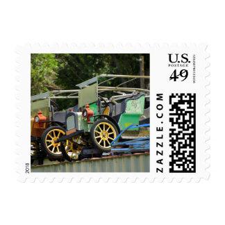 Gibtown Nostalgia Postage Stamps