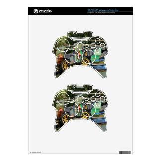 Gibtown Nostalgia Xbox 360 Controller Decal