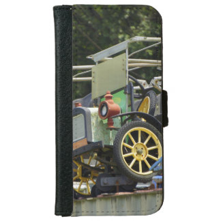 Gibtown Nostalgia Wallet Phone Case For iPhone 6/6s