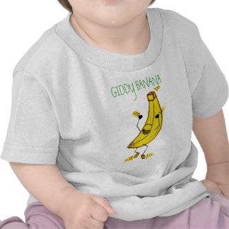 Giddy Banana's, tee