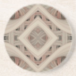 Giddy Gossypium Sandstone Coaster