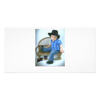 Giddy Up! Cards Photo Card