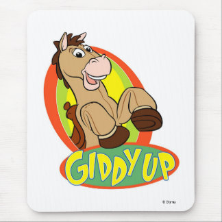 Giddy Up Disney Mouse Pads