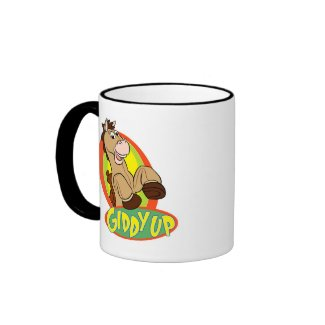Giddy Up Disney zazzle_mug