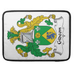 Gideon Family Crest Sleeves For MacBook Pro
