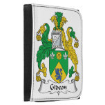 Gideon Family Crest Trifold Wallet