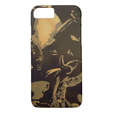 "Art Themed ""Gideon"" iPhone 7 Case"