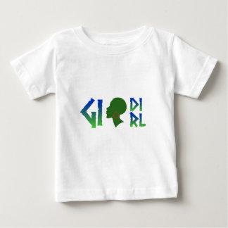 Gidi Girl Baby T-Shirt