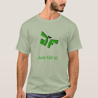Gif-it t-shirt