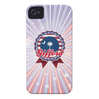 Gifford, SC iPhone 4 Case-Mate Carcasas