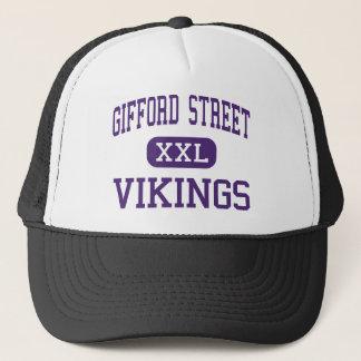 Gifford Street - Vikings - High - Elgin Illinois Trucker Hat