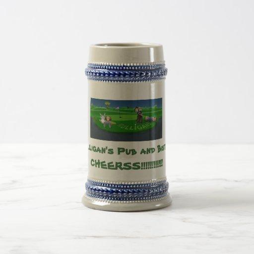 gift 18 oz beer stein