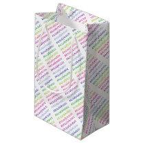 Gift Bag #ActuallyAutistic