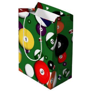 Gift Bag - Billiards