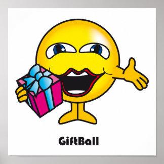 Gift Ball poster