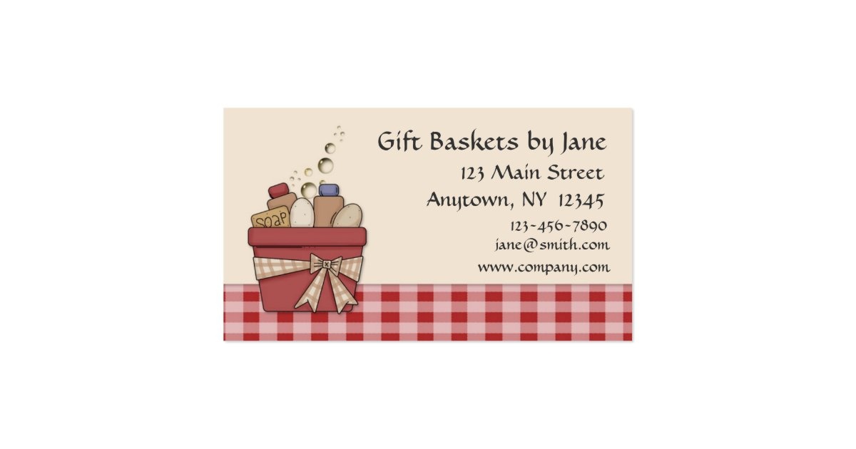 pictures of gift basket business cards - AOL Image Search Results