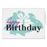 Gift Birthday Card