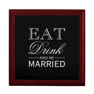 Gift Box | Eat Drink And Be Married