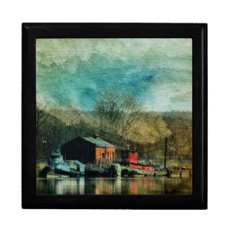 Gift Box-Hudson River Tugboats