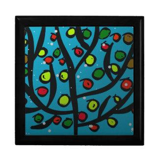 Gift Box Multicolor Tree