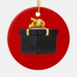 Gift Box Ornament Ornament