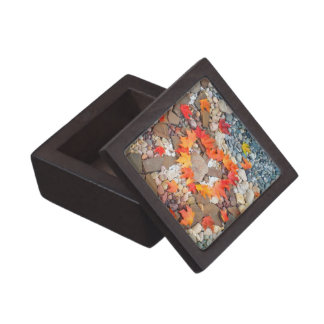 Gift Boxes Heart Leaves Rock Garden Jewelry boxes Premium Gift Boxes