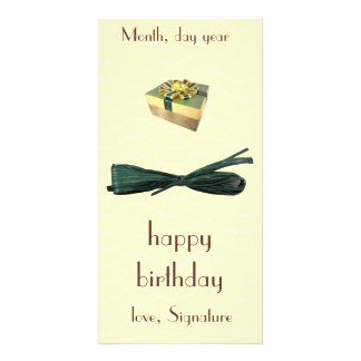 gift card all occasions picture card