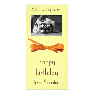 gift card all occasions photo greeting card