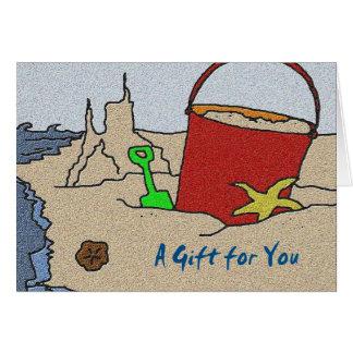 Gift Card Greeting