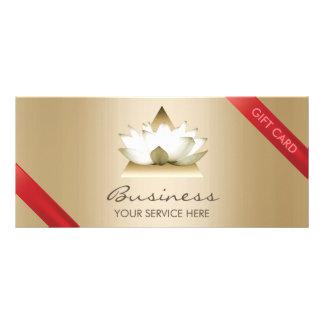 Gift Certificate | Gold Lotus Logo Spa & Salon