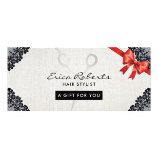 Gift Certificates | Vintage Black Laced Hair Salon